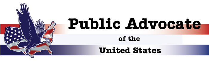 Public Advocate Banner